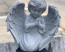Ангелочек на захоронение