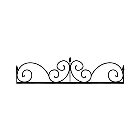 Оградка VII-1-10
