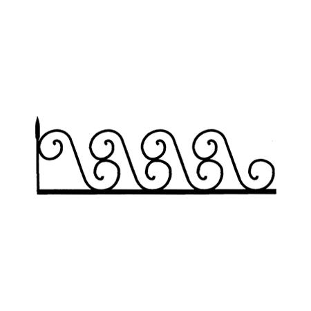 Оградка VII-5-12