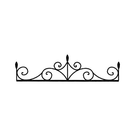 Оградка VII-8-10