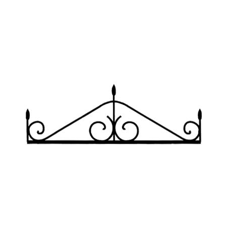 Оградка VII-4-12